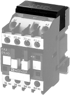 TELEMECANIQUE CONTACTOR SUPPRESSOR