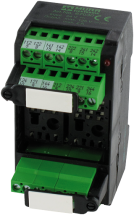 MKS-K24M/LED24 VDC RELAY SOCKET MODULES