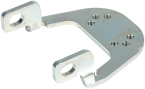 Cable clamp for B6 inserts