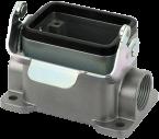 B6 Surface mounted h., low profile, IP65
