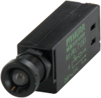 LED-INDICATOR OPAC / RED