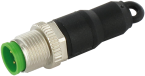 M12 MALE 0° DIAGNOSTIC PLUG DESINA
