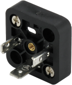 APPLIANCE CONNECTOR 11MM 2+PE