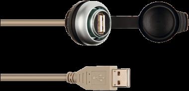 MSDD PASS-THROUGH USB 3.0 FORM A, 1.0 M