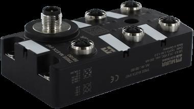 TREE M-5TX IP67 Lite managed Switch 5 Ports