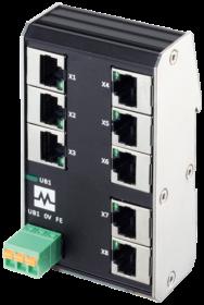 Xenterra 8TX unmanaged Switch 8 Port 100Mbit