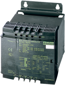 MTL 1-PHASE CONTROL AND ISOLATION TRANSFORMER