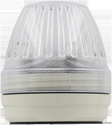 COMLIGHT57 LED CLEAR STATUS LIGHT