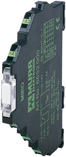 MIRO 6.2 24V-1U OUTPUT RELAY WITH ISOLATION FUNCT.
