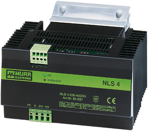 NLS POWER SUPPLY 1/2-PHASE, LINEAR REGULATED