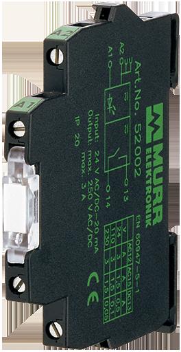 MIRO 6.2 24VDC-1S INPUT RELAY