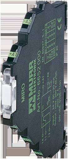 MIRO 6.2 24VDC-1U INPUT RELAY