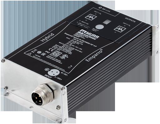 """Emparro67 Hybrid 3,8-100-240/24 NEC2 7/8"""" 4-P"""
