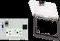 Modlink MSDD set contains:Frame 4000-68522-0000001