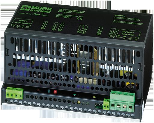 Mps Power Supply 3 Phase At Murrelektronik Online Shop
